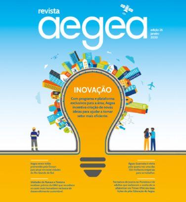 Revista Aegea Edição 26 | Janeiro 2020
