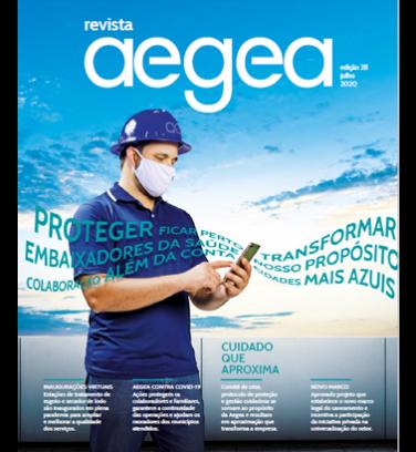 Revista Aegea Edição 28 | Julho 2020